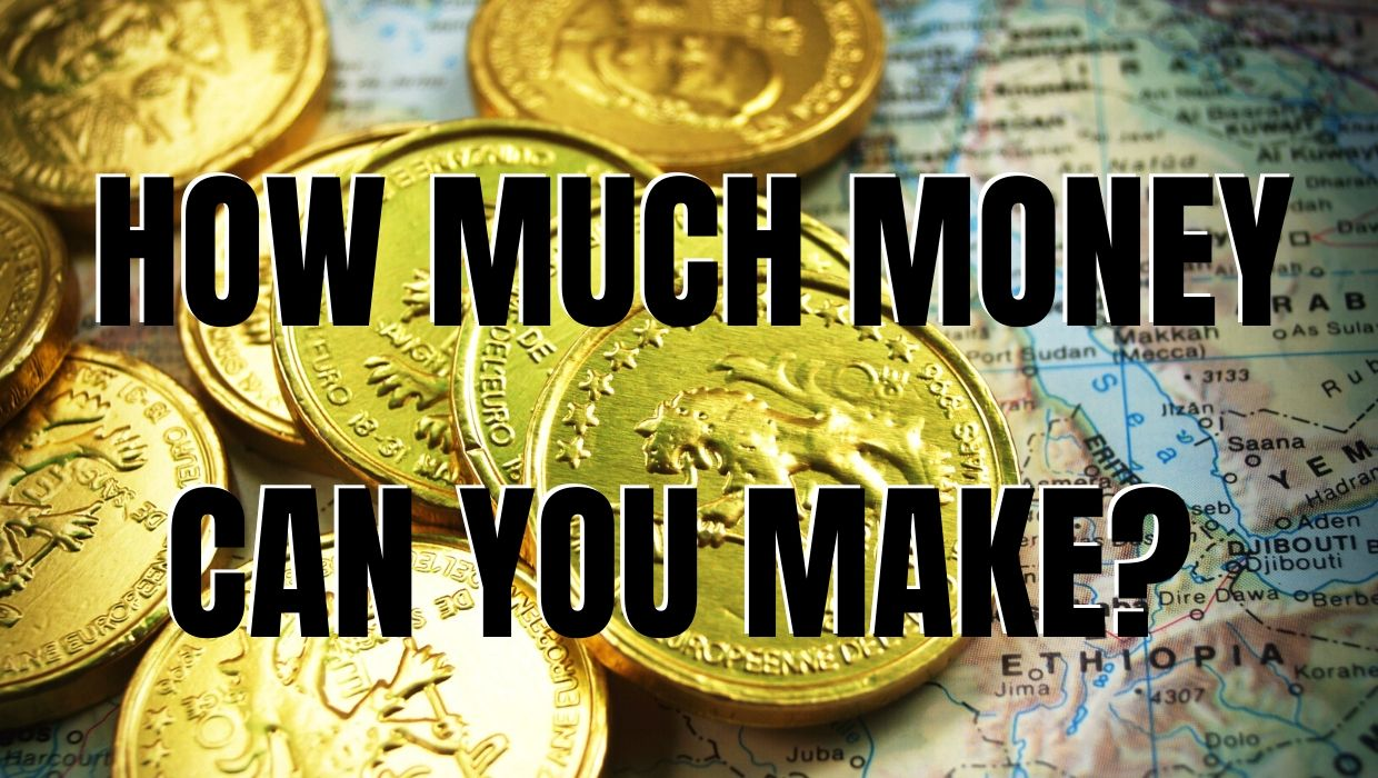 How Much Money Can You Make Trading Forex [True Story]