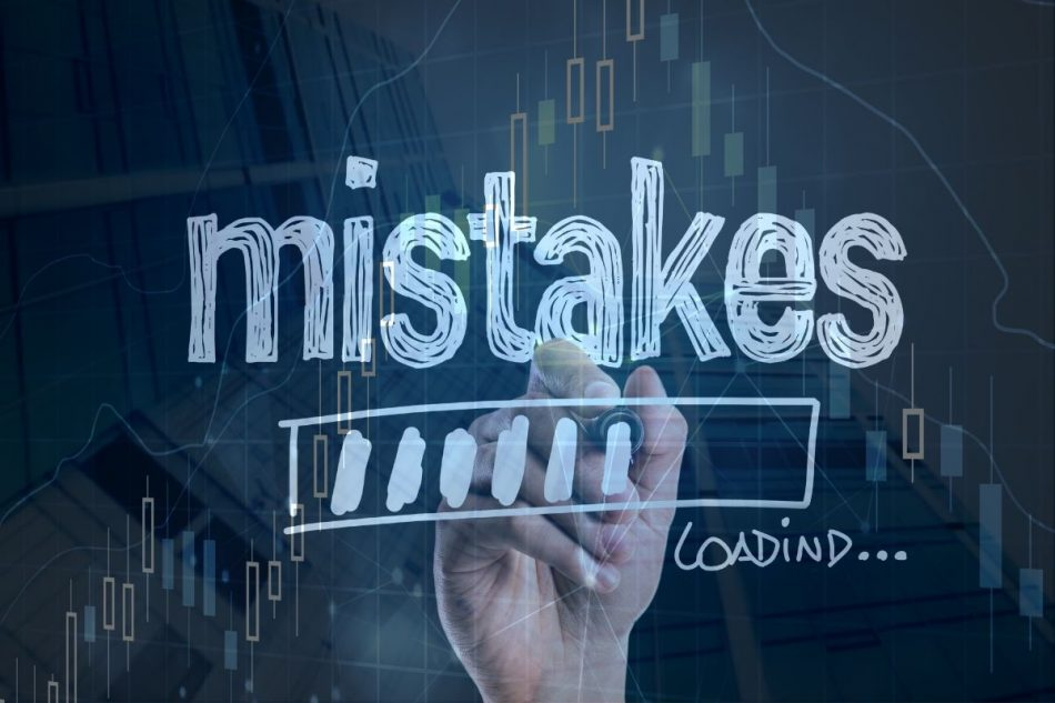 Forex Market Trading Mistakes