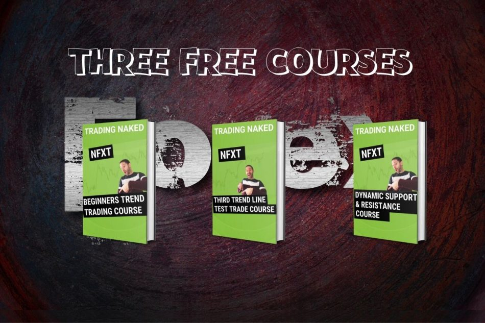 THREE FREE COURSES